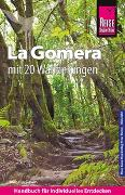 Cover-Bild zu Gawin, Izabella: Reise Know-How Reiseführer La Gomera mit 20 Wanderungen und Faltplan