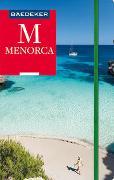 Cover-Bild zu Schulze, Dieter: Baedeker Reiseführer Menorca