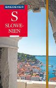 Cover-Bild zu Schulze, Dieter: Baedeker Reiseführer Slowenien