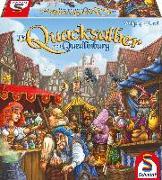 Cover-Bild zu Die Quacksalber von Quedlinburg