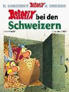Cover-Bild zu Uderzo, Albert (Illustr.): Asterix bei den Schweizern