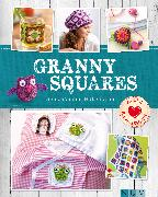 Cover-Bild zu Lavender, Sam: Granny Squares (eBook)