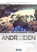 Cover-Bild zu Bec, Christophe: Androiden. Band 6