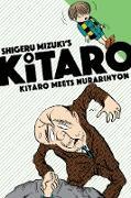 Cover-Bild zu Mizuki, Shigeru: Kitaro Meets Nurarihyon