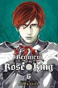 Cover-Bild zu Kanno, Aya: Requiem of the Rose King, Vol. 6
