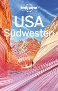 Cover-Bild zu Ward, Greg: Lonely Planet Reiseführer USA Südwesten