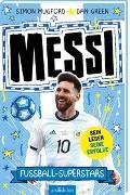 Cover-Bild zu Mugford, Simon: Fußball-Superstars - Messi