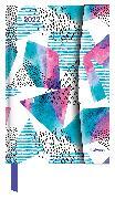 Cover-Bild zu Watercolours 2022 - Diary - Buchkalender - Taschenkalender - 10x15