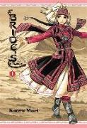 Cover-Bild zu Kaoru Mori: A BRIDE'S STORY, VOL. 1