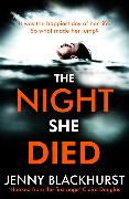 Cover-Bild zu Blackhurst, Jenny: The Night She Died