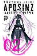 Cover-Bild zu Nihei, Tsutomu: Aposimz - Land der Puppen 2