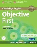 Cover-Bild zu Cambridge English. Objective First. Fourth Edition. Workbook with answers von Capel, Annette