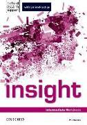 Cover-Bild zu insight: Intermediate: Workbook with Online Practice