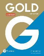 Cover-Bild zu New Gold Advanced NE 2019 Coursebook von Burgess, Sally