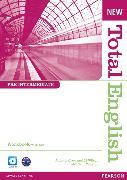 Cover-Bild zu New Total English Pre-intermediate Workbook (with Key) and Audio CD von Moreton, Will