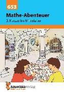 Cover-Bild zu Mathe-Abenteuer: Im Mittelalter - 3. Klasse von Hauschka, Brigitte