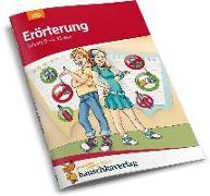 Cover-Bild zu Erörterung. Aufsatz 8.-11. Klasse von Widmann, Gerhard