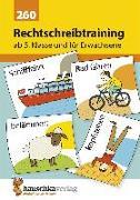 Cover-Bild zu Rechtschreibtraining ab 5. Klasse und für Erwachsene von Widmann, Gerhard