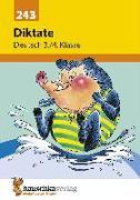 Cover-Bild zu Diktate Deutsch 3./4. Klasse von Widmann, Gerhard