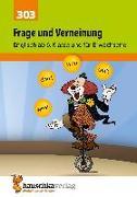 Cover-Bild zu Englisch - Frage und Verneinung. Englisch ab 6. Klasse und für Erwachsene von Waas, Ludwig