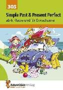 Cover-Bild zu Englisch. Simple Past and Present Perfect von Waas, Ludwig