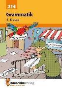 Cover-Bild zu Grammatik 4. Klasse von Widmann, Gerhard