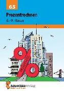 Cover-Bild zu Prozentrechnen 6.-9. Klasse von Hauschka, Adolf
