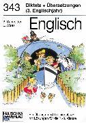 Cover-Bild zu Englisch / Englisch - Diktate und Übersetzungen 3. Englischjahr (eBook) von Waas, Ludwig