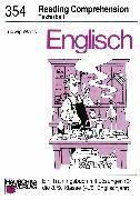 Cover-Bild zu Englisch / Englisch - Textarbeit - Übungen zur Reading Comprehension (eBook) von Waas, Ludwig