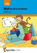 Cover-Bild zu Mathe trainieren 4. Klasse (eBook) von Hauschka, Adolf