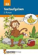 Cover-Bild zu Textaufgaben 3. Klasse von Hauschka, Adolf