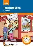 Cover-Bild zu Textaufgaben 4. Klasse von Hauschka, Adolf