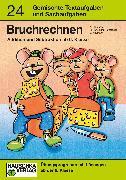 Cover-Bild zu Bruchrechnen - Addition und Subtraktion ab 6. Klasse (eBook) von Hünemann-Rottstegge, Heike