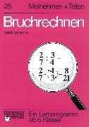 Cover-Bild zu Bruchrechnen / Bruchrechnen (eBook) von Hauschka, Adolf