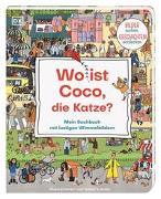 Cover-Bild zu Wo ist Coco, die Katze?