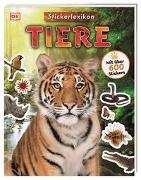 Cover-Bild zu Sticker-Lexikon. Tiere