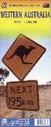 Cover-Bild zu Western Australia 1:1 900 000. 1:1'900'000