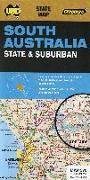Cover-Bild zu South Australia State & Suburban 1 : 1 900 000. 1:1'900'000