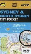 Cover-Bild zu Sydney North Sydney Pocket 1 : 110 000 - 1 : 7 500