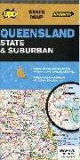Cover-Bild zu Queensland State & Suburban 1 : 2 600 000. 1:2'600'000