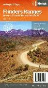 Cover-Bild zu Flinders Range 1:400 000. 1:400'000