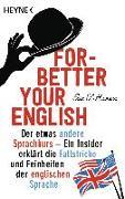 Cover-Bild zu Forbetter Your English