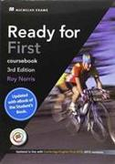 Cover-Bild zu Ready for First 3rd Edition - key + eBook Student's Pack von Norris, Roy