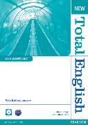 Cover-Bild zu New Total English Elementary Workbook (with Key) and Audio CD von Hall, Diane