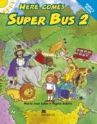 Cover-Bild zu Level 2: Pupil's Book - Here Comes Super Bus