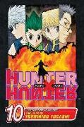 Cover-Bild zu Togashi, Yoshihiro: Hunter x Hunter, Vol. 10