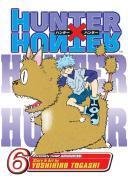 Cover-Bild zu Togashi, Yoshihiro: Hunter x Hunter, Vol. 6