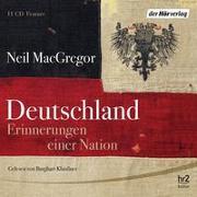 Cover-Bild zu MacGregor, Neil: Deutschland. Erinnerungen einer Nation
