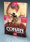 Cover-Bild zu Howard, Robert E.: Conan der Cimmerier Adventspaket: Band 1 - 3 zum Sonderpreis
