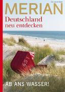 Cover-Bild zu MERIAN Magazin Deutschland neu entdecken / Ab ans Wasser 08/21